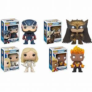 Funko POP! TV DC Universe - Legends of Tomorrow Series 1 ...