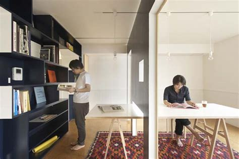 transforming  small apartment   home officeliving