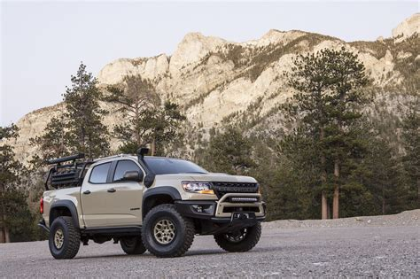 chevy concept truck chevrolet colorado zr2 bison will shortly arrive in