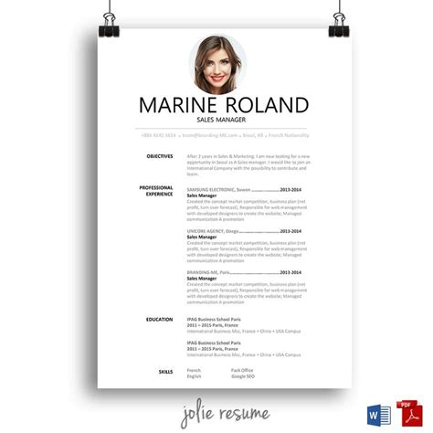 Cheap Resume Templates by 16 Best Template Cv Images On Design Resume