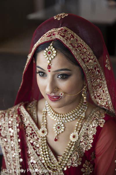 beautiful indian bridal makeup photo