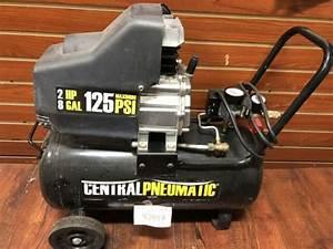 30 Central Pneumatic Air Compressor Parts Diagram
