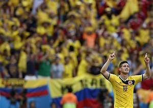 James Rodriguez FIFA Goal-Scoring Celebration Requires a ...