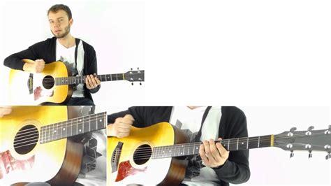 jouer les cordes de la guitare mymusicteacher