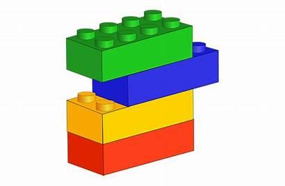 Blocks Building Clipart Clip Financial Momentum
