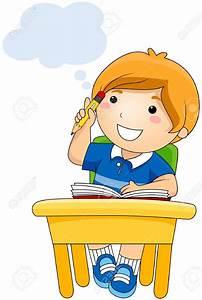 Kid Thinking Clip Art Many Interesting Cliparts