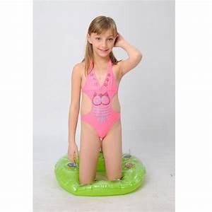 2016 Girls Swimwear Bikini Swim Wear Kids Bathing Suits ...