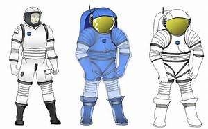 NASA's New Space Suit Is Life-Saving, Slimming