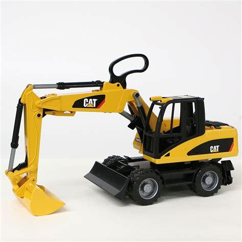bruder excavator bruder cat excavator loadza toyz