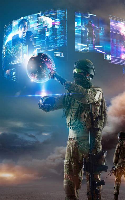 virtual reality  future military  pure