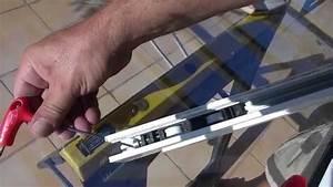 changer les roulettes dune baie vitree coulissante avec With changer serrure porte pvc