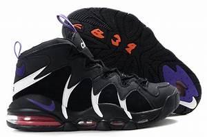Nike Air Max CB34 Black/White/Purple - Charles Barkley ...
