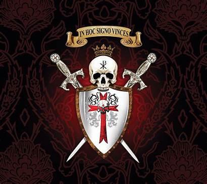Templar Knight Wallpapers Cross Wallpaperplay