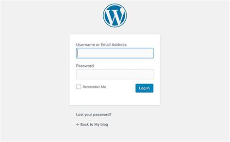 create  custom wordpress login page ultimate guide