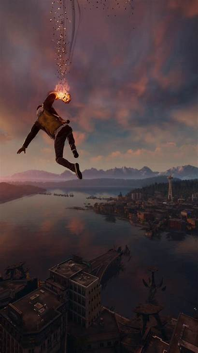 Infamous Android Son Second Smoke Ability Games