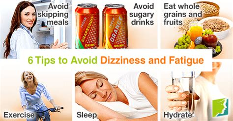 What Can Cause Dizziness When Standing Up by 6 Tips To Avoid Dizziness And Fatigue