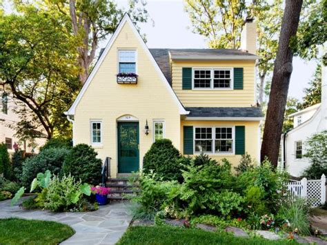 colonial home design photo page hgtv
