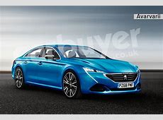 New Peugeot 508 embraces coupe styling Carbuyer