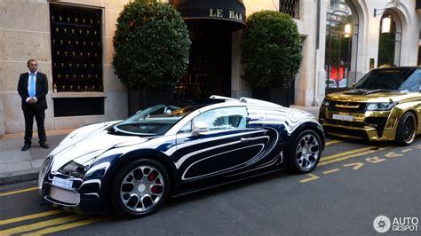 Bugatti Veyron 16.4 Grand Sport L'Or Blanc - 8 August 2014 ...