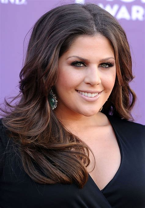 HILLARY SCOTT at 47th Annual Academy of Country Music ...