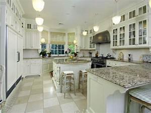 kimboleeey — White Kitchen Cabinets With Granite ...