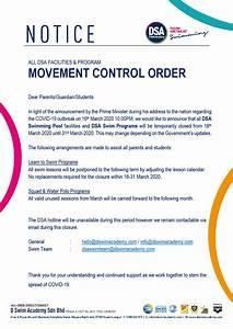 2020 Mini Calendar Covid 19 Prevention Swimming Lessons In Kl Malaysia