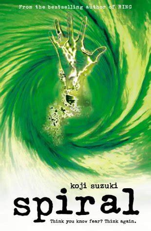 spiral book   koji suzuki reviews discussion bookclubs lists