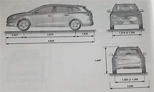 Dimension Megane 1 : renault megane sedan leaked in owners manual ~ Medecine-chirurgie-esthetiques.com Avis de Voitures