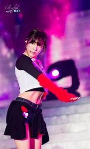 SNSD Tiffany. I Got A Boy Promotions. Abs! | Fitness ...
