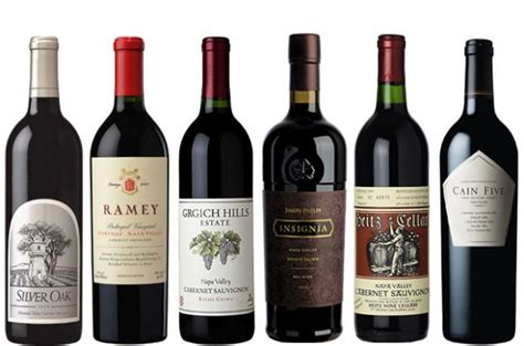 Best Napa Wine Best Napa Cabernet Wines For The Cellar Decanter