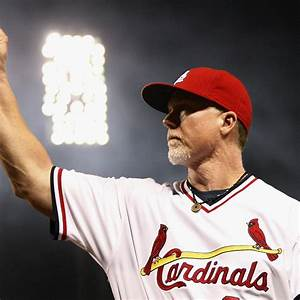 Should Mark Mcgwire Other Admitted Ped Users Ever Get