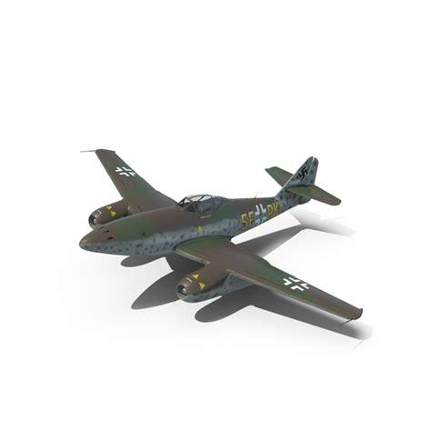 Fighter Aircraft Messerschmitt Me 262 Schwalbe Png Images
