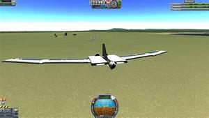 Kerbal Space Program Blog: Pure Electric Space Plane: Kerbol-1