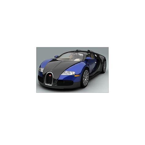 sticker autocollant voiture bugatti veyron bleu sport 132x82 cm bugatti veyron b stickers