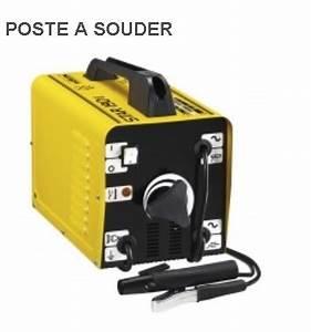 Poste A Souder A L Arc : deca 0060510 poste souder l 39 arc mma outillage ~ Edinachiropracticcenter.com Idées de Décoration