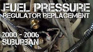 Fuel Pressure Regulator Replacement 2000