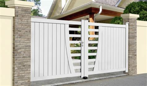 modern gates images contemporary aluminium gates styles and designs from stargate