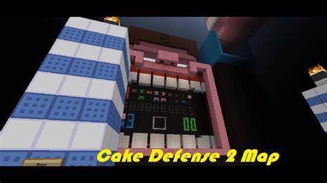 cake defense  map