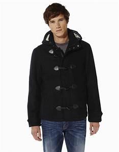 Duffle Coat Homme Celio : duffle coat en laine m lang e culana celio france ~ Melissatoandfro.com Idées de Décoration