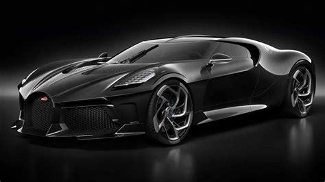 bugatti la voiture noire samyy dorogoy  mire avtomobil