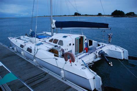 Catamaran Occasion achat vente catamarans occasion louisiane 37