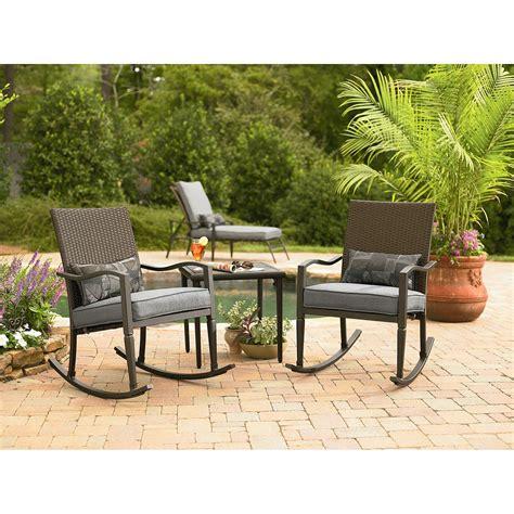 garden oasis 2 10 901 tset 3 patio set sears outlet