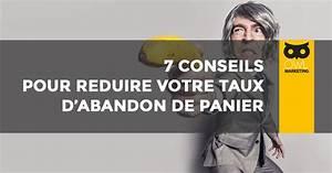 7 Conseils Pour Rduire Votre Taux D39abandon De Panier