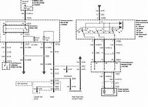 2000 Ford Windstar Power Windows Wiring Diagram