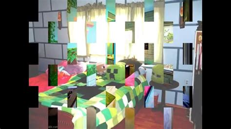 Minecraft Themed Bedroom Wallpaper by Minecraft Room Decorations Real Bedding Set Duvet