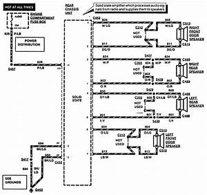 Grand Marquis Radio Wiring Diagram