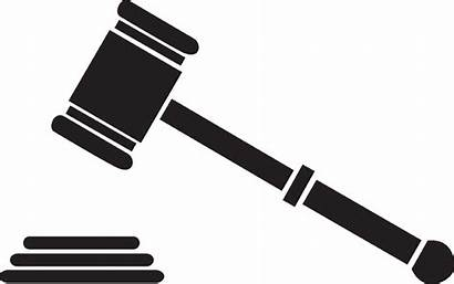 Clipart Judge Cliparts Clip Gavel Hammer Library