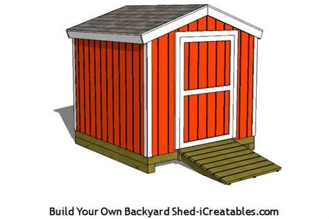 25 best ideas about 8x8 shed on pinterest 6x8 shed