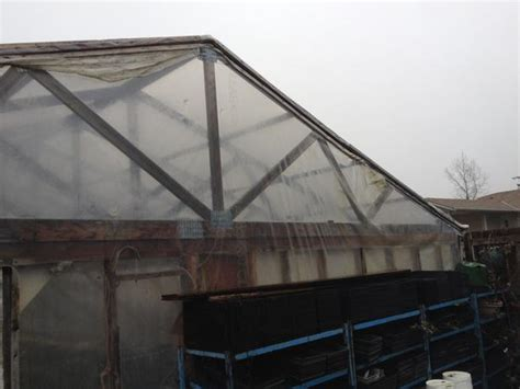 greenhouse roof trusses central saanich