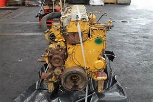 Cat 3116 T Complete Engine